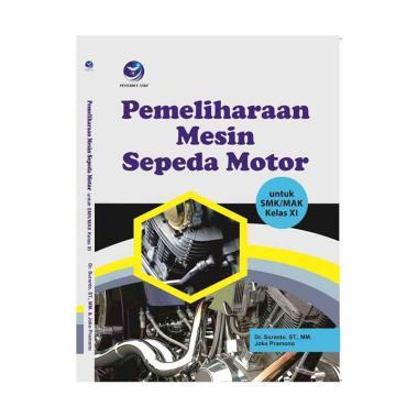 harga Penerbit Andi Pemeliharaan Mesin Sepeda Motor SMK Kelas XI Buku Edukasi Blibli.com