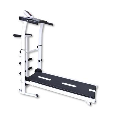 harga B&G 5in1 Model SH306 with Twist Mini Treadmill Blibli.com