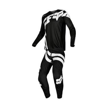 harga Fox Combo 180 Cota Motocross Jersey with Celana + Free Flip Flop Blibli.com
