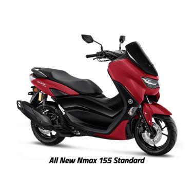 Indent - Yamaha All New Nmax 155 Standard Version Sepeda Motor [VIN 2020/ OTR Jabodetabekser]