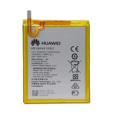 harga Huawei HB396481EBC Baterai Handphone for Huawei Honor 5X/  Huawei G7+/ G8/ Honor 5A/ Huawei GR5/ G7 Blibli.com