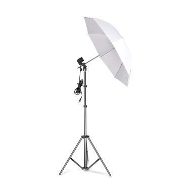 harga OEM Mini Studio Lighting Lamp Holder E27 dan Payung Blibli.com