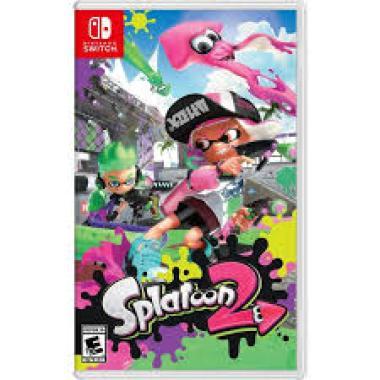 Nintendo Switch Splatoon 2 (English) - EUR PEGI