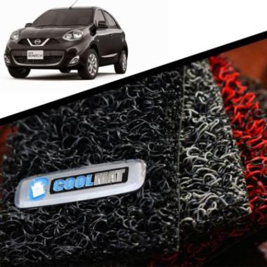 harga KARPET MOBIL PVC - NIISSAN ALL NEW MARCH (K14) 2017Up PRIME 18 mm, KABIN Blibli.com
