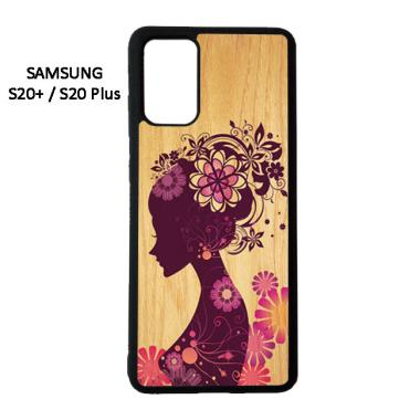 harga HEAVENCASE Case Casing Samsung S20 PLUS Case Softcase Motif Cewek Girl 03 166 Samsung Galaxy S20 Plus multicolor Blibli.com