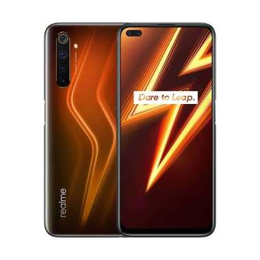 Realme 6 Pro (Orange, 128 GB)