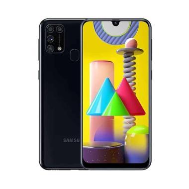 harga Samsung Galaxy M31 Smartphone [128 GB/ 6 GB] BLACK Blibli.com