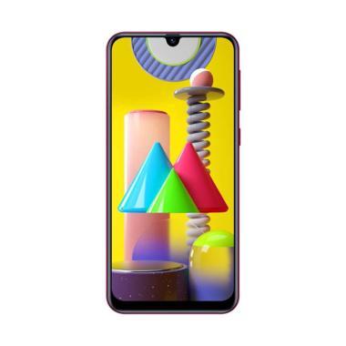 Samsung Galaxy M31 (Red, 128 GB)