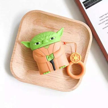 OEM Yoda Star Wars 1/2 Airpods Case