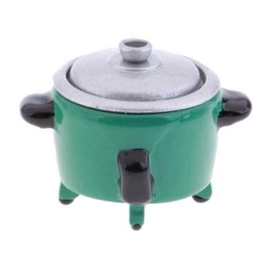 harga OEM 1:12 Dollhouse Miniature Accessory Exquisite Electric Rice Cooker Cookware Blibli.com