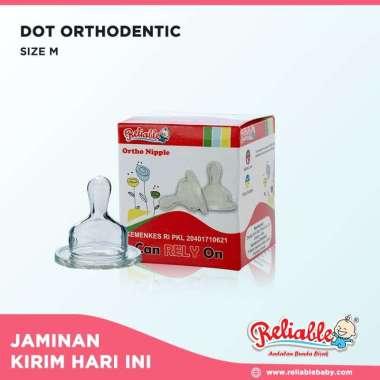 harga Reliable RNP-8827 Orthodentic Dot Bayi [Size M] - Blibli.com