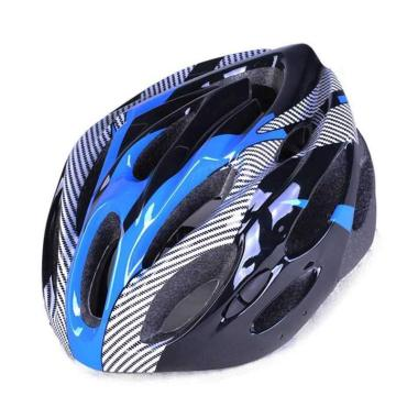 TaffSPORT X10 EPS Foam PVC Shell Helm Sepeda [Original]