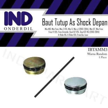 harga IND Onderdil Baut Oring Seal Tutup As Shock Depan Motor for Yamaha Mio M3/ Z/ S/ J 2013-2014 Blibli.com