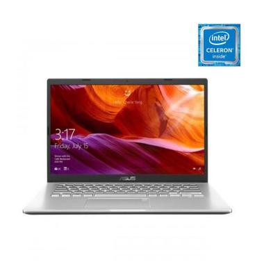 Asus A409MA-BV411T Notebook - Silver [N4020/ 4GB/ 1TB HDD/ 14