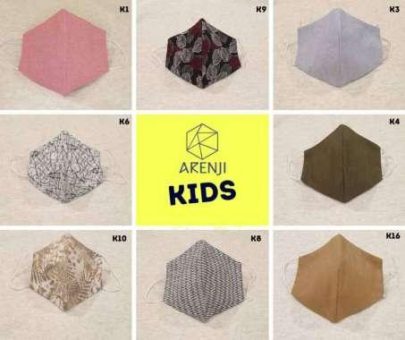 harga Masker Kain Arenji - Kids Series Regular K9 Blibli.com