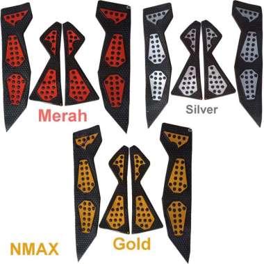 harga Aksesoris Nmax Karpet Motor Nmax Bahan Tebal Anti Slip Biru Blibli.com