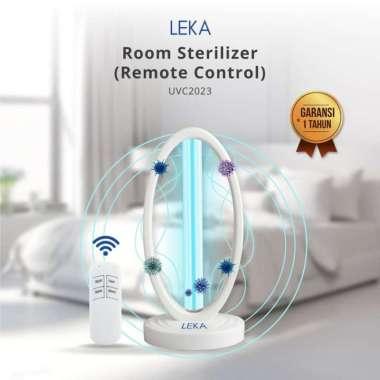 harga LEKA UVC2023 UV Sterilizer Room Sterilisasi Ruangan Putih Blibli.com