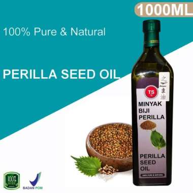 harga Minyak Biji Perilla Perilla Seed Oil TSB 100% Murni 1000ml Blibli.com