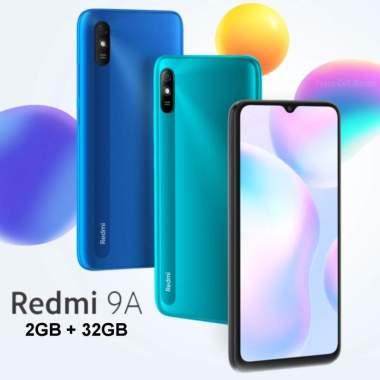 JAWARA - Xiaomi Redmi 9A [2 GB/ 32 GB] - Resmi Xiaomi Indonesia