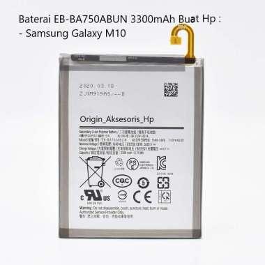 harga Original Baterai EB-BA750ABUN Buat Handphone Samsung Galaxy M10 Blibli.com