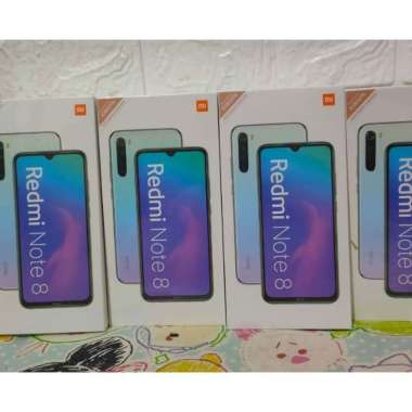 Redmi Xiaomi Note 8 4/64 Garansi Resmi