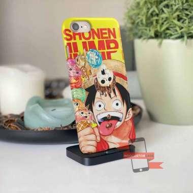harga Indocustomcase Anime One Piece Monkey D Luffy 14 Hard Case Casing For Apple iPhone 6 Plus - 6S Plus 2A Yellow Apple iPhone 6 Plus Blibli.com
