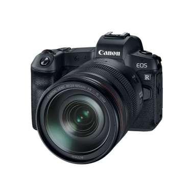 harga Canon EOS R Kit RF 24-105mm F-4 L IS USM Hitam Blibli.com