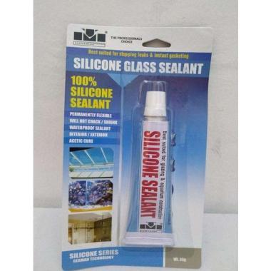 harga Lem Silikon Bening Clear Glass Sealer Sealent Klebermann 35 gram Serbaguna Untuk Sealer Kaca Mobil Akuarium Aksesoris Mobil Motor Termurah Surabaya Putih Blibli.com