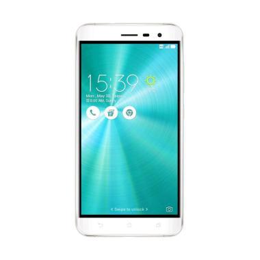 Asus Zenfone 3 ZE520KL Smartphone - White [32 GB/ 3 GB]