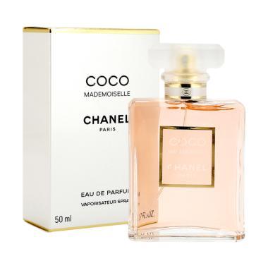 Chanel Coco Mademoiselle EDP Parfum Wanita [50 ML]