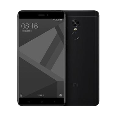 Xiaomi Redmi Note 4X Smartphone - Black [64 GB/ 4 GB]