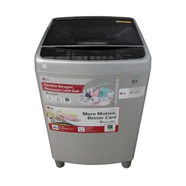 LG TSA17ND6 Top Loading Washer Mesin Cuci - Grey [17 kg]