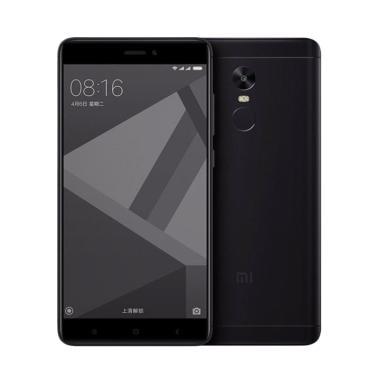 Xiaomi Redmi Note 4X Smartphone - Black [64 GB/ 4 GB]