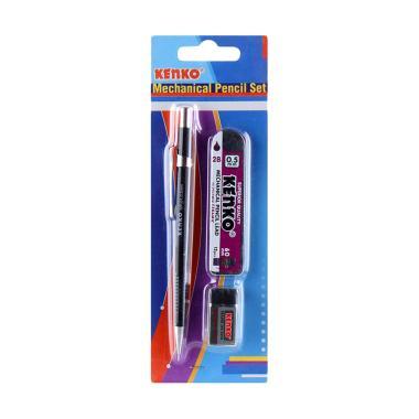 Kenko MPS-01 Blister Mechanical Pencil Set [3 pcs]