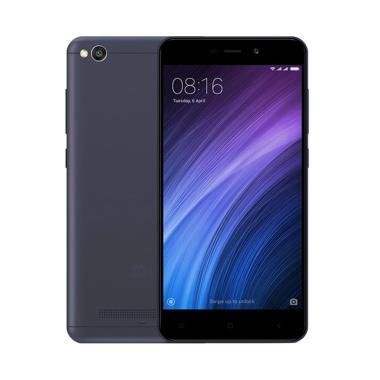 Xiaomi Redmi 4A Prime Smartphone - Grey [32 GB/ 2 GB]