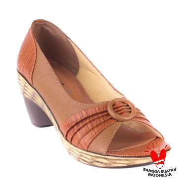 Blackkelly LDX 838 Mirella Sepatu Wanita - Kulit