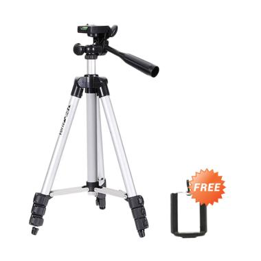 Weifeng Tripod for Camera And Smartphone + Free U Holder