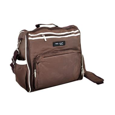 Baby Scots Platinum Mommy Bag 38 - Brown