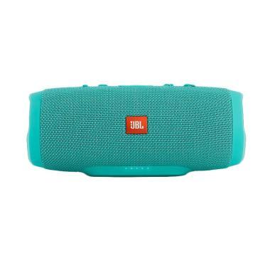 JBL Charge 3 Waterproof Bluetooth Speaker - Teal