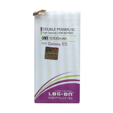 Log On Double Power Samsung E5 [5000 mAh]