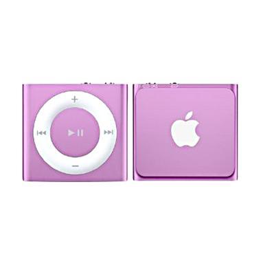 Jual Apple iPod Shuffle Portable Player - Purple Harga Rp 850000. Beli Sekarang dan Dapatkan Diskonnya.
