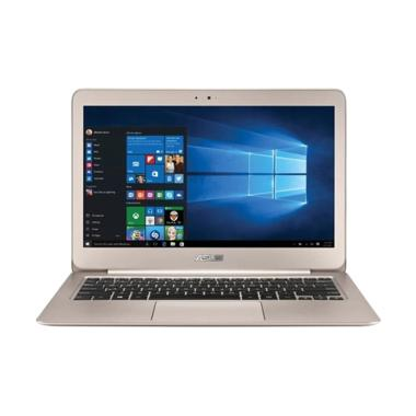 ASUS ZenBook UX305CA-M3-6Y30 Notebo ... 8GB/256GB/W10]Icicle Gold