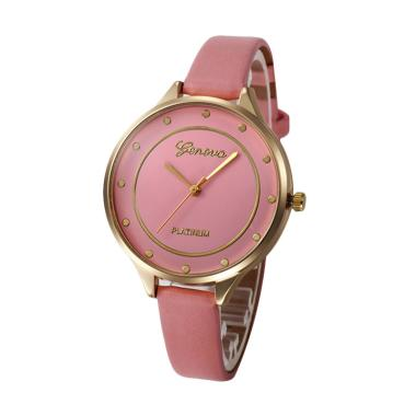 Geneva Platinum TKG01 Jam Tangan Fashion - Pink