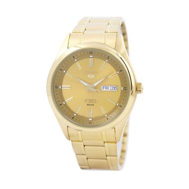 Seiko 5 Automatic Jam Tangan Pria SNKN96K1 - Gold