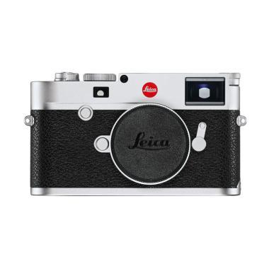 harga Leica M10 Kamera Mirrorless - Silver [Body Only] DOSS Blibli.com