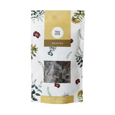 Teatox & Co Boostea Teh Kesehatan [20 tea bags]