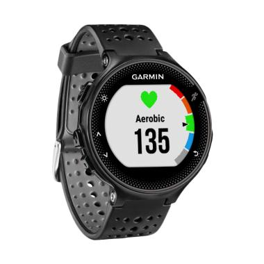 Garmin Forerunner 235 Smartwatch - Grey Black