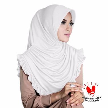 Milyarda Hijab Sofia Kerudung - Putih