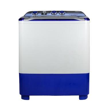 harga Sanyo Aqua QW-980XT Mesin Cuci [Twin TUB/ 9 kg] Blibli.com