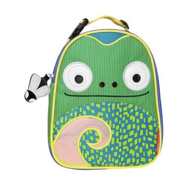 Skiphop Zoo Lunchies Chameleon Tas Anak